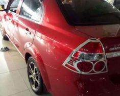 Bán xe cũ Daewoo Gentra đời 2011, màu đỏ giá 230 triệu tại BR-Vũng Tàu
