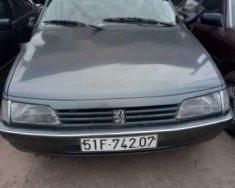 Bán Peugeot 405 đời 1993, màu xám, nhập khẩu nguyên chiếc, giá chỉ 49 triệu giá 49 triệu tại Bình Phước