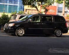 Bán xe Chrysler Grand Voyager Limited sản xuất 2011, màu đen, nhập khẩu Mỹ giá 1 tỷ 180 tr tại Tp.HCM