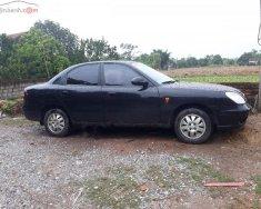 Cần bán gấp Daewoo Nubira 2002, màu đen, 75tr giá 75 triệu tại Hải Dương