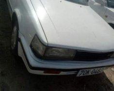 Cần bán xe Nissan Bluebird MT năm 1987, màu trắng, xe nhập giá 35 triệu tại Tp.HCM