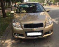 Bán xe Aveo sản xuất 2017, số sàn, màu vàng cát, xe chạy được 20.000 km giá 330 triệu tại Tp.HCM