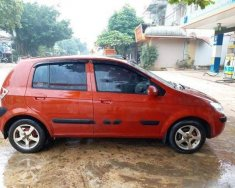 Cần bán lại xe Hyundai Getz 2008, màu đỏ, giá 165tr giá 165 triệu tại Hòa Bình