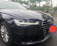 Bán Audi A6 2016, màu xanh đen, nội thất nâu, đi 14000 km, nhập khẩu, giá 1 tỷ 780 giá 1 tỷ 780 tr tại Tp.HCM