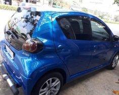 Cần bán Toyota Aygo sản xuất 2013, màu xanh lam, nhập khẩu nguyên chiếc còn mới, giá tốt giá 350 triệu tại Bình Dương