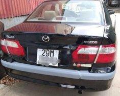 Cần bán lại xe Mazda 626 2.0 MT 2001, màu đen số sàn giá cạnh tranh giá 150 triệu tại Hà Nội