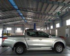 Cần bán xe Mitsubishi Triton đời 2018, màu bạc, xe nhập, số sàn giá 556 triệu tại Quảng Trị