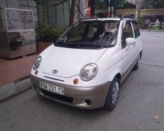 Bán xe Daewoo Matiz SE đăng ký lần đầu 2007, màu trắng xe gia đình, giá 80triệu giá 80 triệu tại Hà Nội