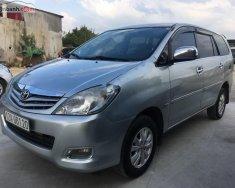 Cần bán gấp Toyota Innova năm sản xuất 2010, màu bạc, hỗ trợ sang tên đổi chủ giá 430 triệu tại Lạng Sơn
