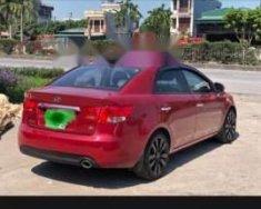 Bán xe Kia Forte đời 2011, màu đỏ còn mới giá 425 triệu tại Trà Vinh
