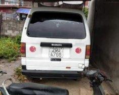 Bán Suzuki Super Carry Van năm 1998, xe cũ nhưng vẫn hoạt động bình thường giá 65 triệu tại Lạng Sơn