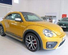 Cần bán Volkswagen Beetle sản xuất năm 2018, màu vàng, nhập khẩu nguyên chiếc giá 1 tỷ 469 tr tại Tp.HCM