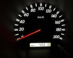 Cần bán lại xe Toyota Fortuner 2.7 V đời 2009, màu đen   giá 650 triệu tại Tp.HCM