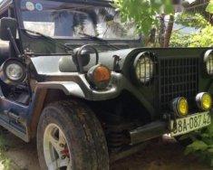 Bán xe Jeep A2 sản xuất năm 1990, màu xanh lục chính chủ giá 170 triệu tại Đồng Tháp