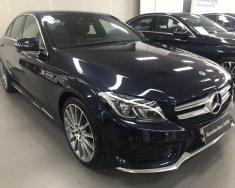Bán ô tô Mercedes C300 2017, màu xanh lam giá 1 tỷ 869 tr tại Tp.HCM
