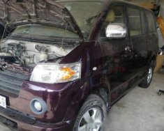 Cần bán xe Suzuki APV sản xuất năm 2007, màu đỏ, nhập khẩu, giá chỉ 190 triệu giá 190 triệu tại Đồng Tháp