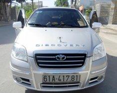 Cần bán lại xe Daewoo Gentra SX năm sản xuất 2009, màu bạc  giá 235 triệu tại Bình Dương