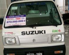 Cần bán Suzuki Carry Truck 2018, thùng mui bạc, giá tốt Lh: 0939298528 giá 273 triệu tại An Giang