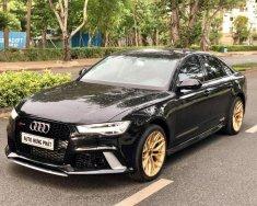 Cần bán Audi A6 1.8 TFSI năm sản xuất 2017, màu đen, nhập khẩu giá 2 tỷ 90 tr tại Tp.HCM