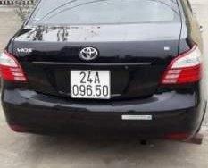Cần bán gấp Toyota Vios đời 2010, màu đen giá 250 triệu tại Lào Cai