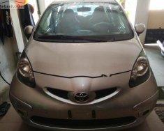 Bán xe Toyota Aygo 1.0 AT sản xuất 2008, màu bạc, nhập khẩu  giá 265 triệu tại Hà Tĩnh
