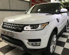 Bán xe LandRover Sport HSE năm sản xuất 2015, màu trắng, nhập khẩu giá 3 tỷ 800 tr tại Hà Nội