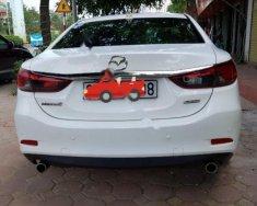 Bán ô tô cũ Mazda 6 2.0 đời 2015, màu trắng giá 700 triệu tại Hà Nội