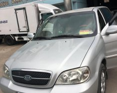 Bán Kia Carnival G năm sản xuất 2007, màu bạc   giá 190 triệu tại Tp.HCM