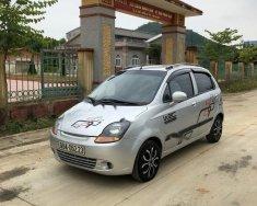 Cần bán xe Chevrolet Spark LT đời 2009, màu bạc số sàn giá 98 triệu tại Hòa Bình