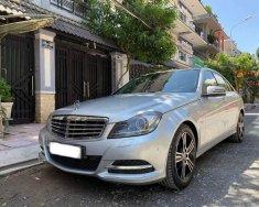 Bán Mercedes C250 đời 2012, màu bạc giá 720 triệu tại Tp.HCM