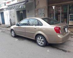 Cần bán lại xe Daewoo Lacetti sản xuất năm 2005, màu vàng, giá tốt giá 175 triệu tại Tp.HCM