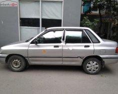 Bán Kia Pride SLX đời 2000, màu bạc, nhập khẩu giá 36 triệu tại Hà Nội