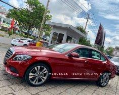 Cần bán Mercedes C250 sản xuất 2018, màu đỏ giá 1 tỷ 729 tr tại Tp.HCM