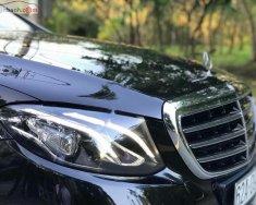 Cần bán xe Mercedes E200 sản xuất năm 2017, màu đen giá 1 tỷ 790 tr tại Tp.HCM
