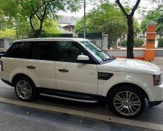 Cần bán xe LandRover Range Rover Sport 2010 màu trắng, nhập Anh giá 1 tỷ 850 tr tại Tp.HCM