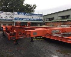 Bán Mooc Xương Doosung 40 Feet,3 trục, tải trọng 33.5 tấn,giá rẻ toàn quốc. giá 260 triệu tại Tp.HCM