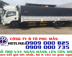 Bán xe tải Isuzu 8.2 tấn - hỗ trợ trả góp bao đậu giá 700 triệu tại Tp.HCM