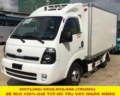 Xe tải đông lạnh Kia K250 - thùng 3,45m - tải trọng 1,99 tấn - giá tốt - LH 0983.440.731 giá 389 triệu tại Tp.HCM