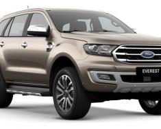Bán Ford Everest Titanium 4WD, nhập Thái, đủ màu, giao xe ngay, giá cạnh tranh giá 1 tỷ 399 tr tại Tp.HCM