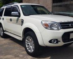 Cần tiền bán Ford Everest 2014, số sàn, máy dầu, màu trắng giá 658 triệu tại Tp.HCM