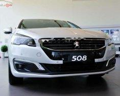 Bán Peugeot 508 1.6 AT năm 2018, màu bạc, nhập khẩu giá 1 tỷ 220 tr tại Tây Ninh