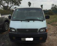 Bán Toyota Hiace tải Van 980kg giá 90 triệu tại Hà Nội