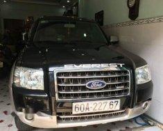 Cần bán gấp Ford Everest 2009, màu đen, xe gia đình, 435tr giá 435 triệu tại Tp.HCM