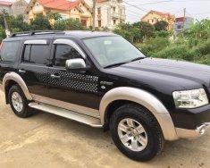Cần bán gấp Ford Everest đời 2007 màu đen, giá tốt giá 355 triệu tại Ninh Bình