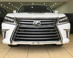 Bán Lexus LX 570 2019, màu trắng xuất Mỹ xe mới giá 9 tỷ 180 tr tại Hà Nội
