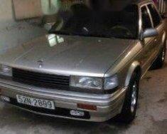 Cần bán gấp Nissan Bluebird MT đời 1989, xe nhập, máy êm giá 50 triệu tại Tp.HCM