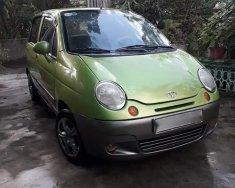 Cần bán xe Daewoo Matiz sản xuất 2006, màu xanh lục, xe gia đình giá 69 triệu tại Thái Bình