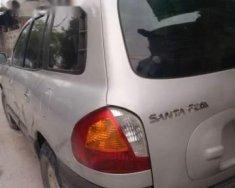 Bán xe Hyundai Santa Fe năm sản xuất 2003, màu bạc, nhập khẩu chính chủ, giá tốt giá 240 triệu tại Hà Nội