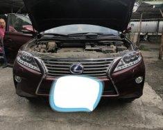 Cần bán xe Lexus RX 450h đời 2013, màu đỏ, nhập khẩu nguyên chiếc giá 2 tỷ 290 tr tại Hà Nội