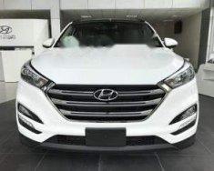 Bán Hyundai Tucson 2.0 sản xuất năm 2018, màu trắng giá cạnh tranh giá 775 triệu tại Hà Nội